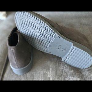 Italian Suade Shoes